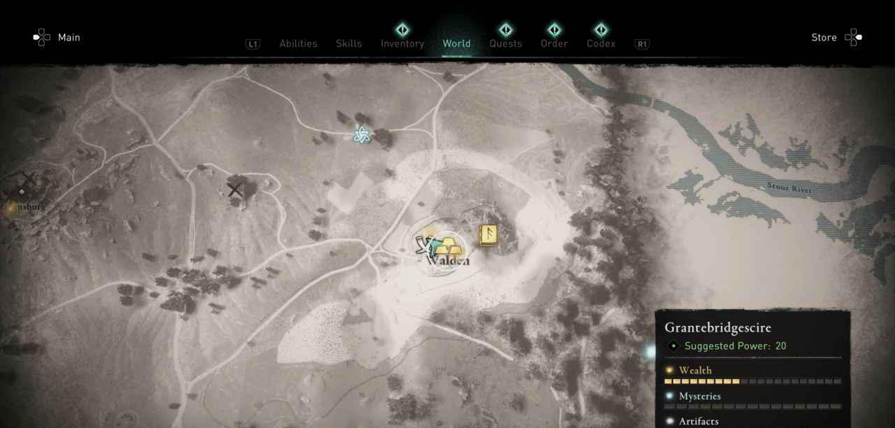 Ingot 30 Map 1