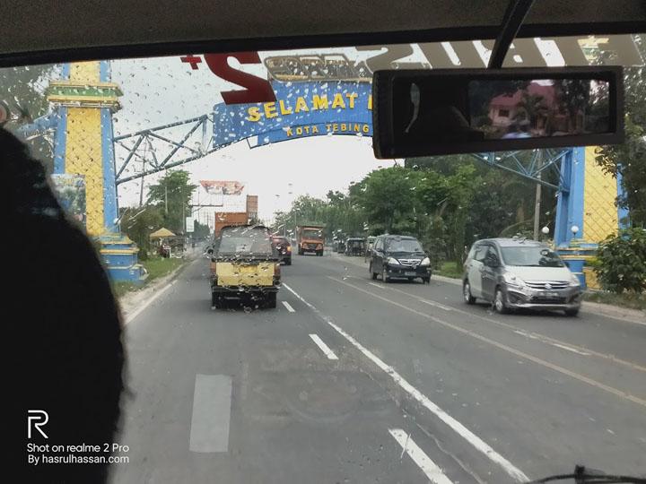 Percutian ke Medan Indonesia