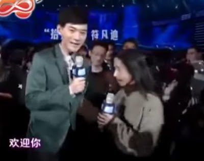 China Got Talent Dihadiri Pemulung