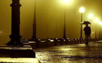 sad alone boy in rain image. dp and profile pic