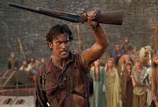review film sekuel evil dead army of darkness