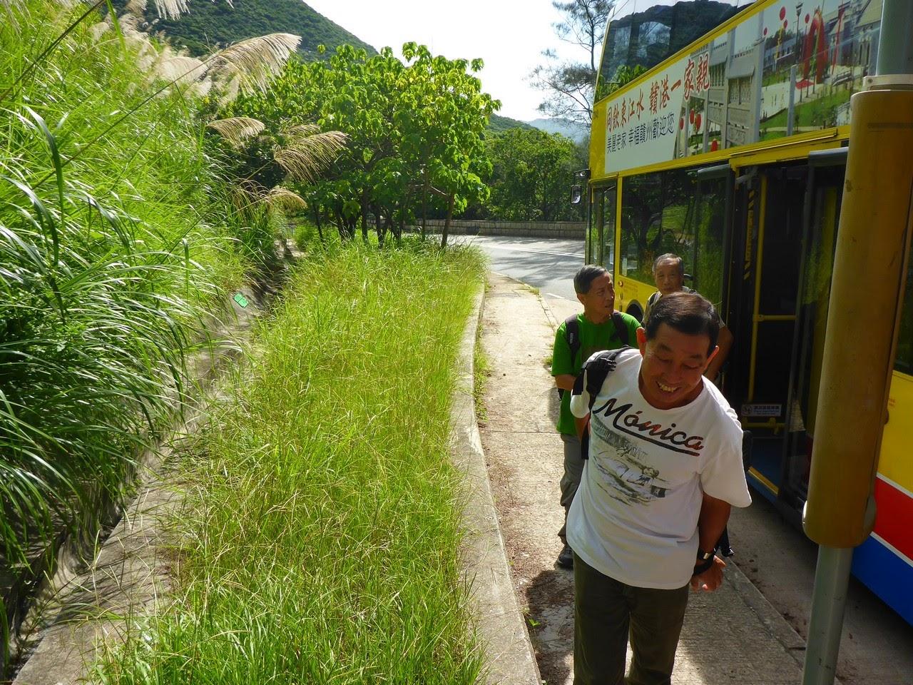 山水小組: 孖崗山-紫羅蘭山引水道-大潭水塘道