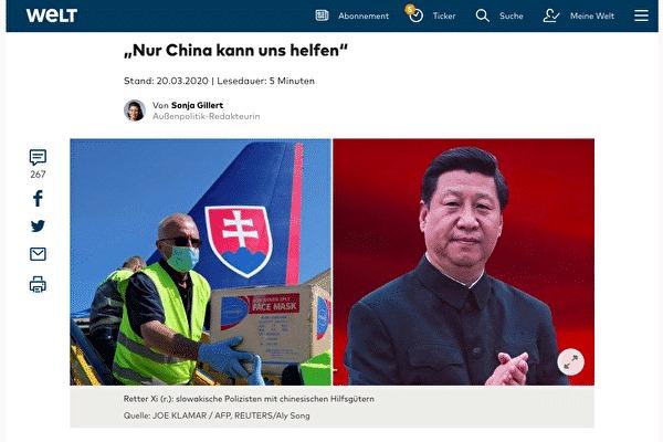 Truyền thông Đức vạch trần trò dối trá của ĐCSTQ