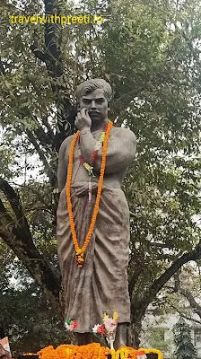 Amar Shaheed Chandrashekhar Azad Park Allahabad (Prayagraj) or Company Bagh Allahabad (Prayagraj)