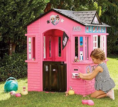 Детский игровой центр L.O.L. Surprise Cottage Playhouse