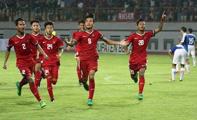 PSSI Umumkan Pemain Timnas U-16 ke Vietnam