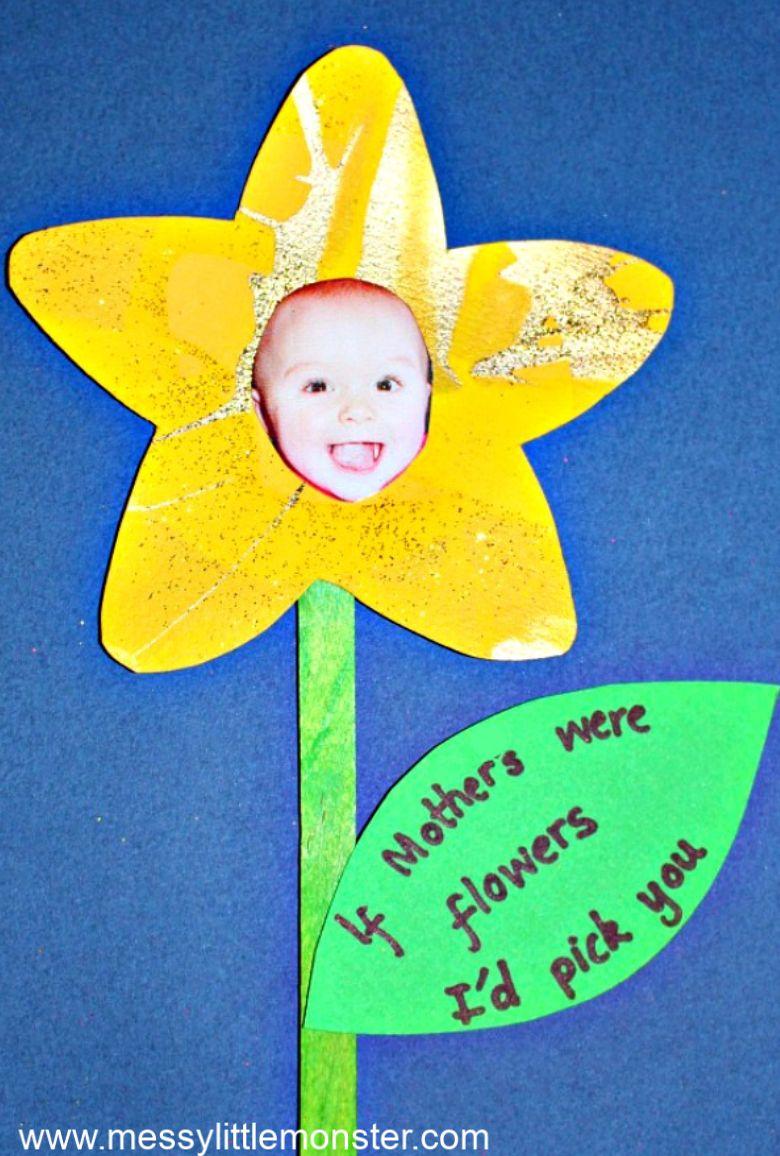 daffodil spring flower craft
