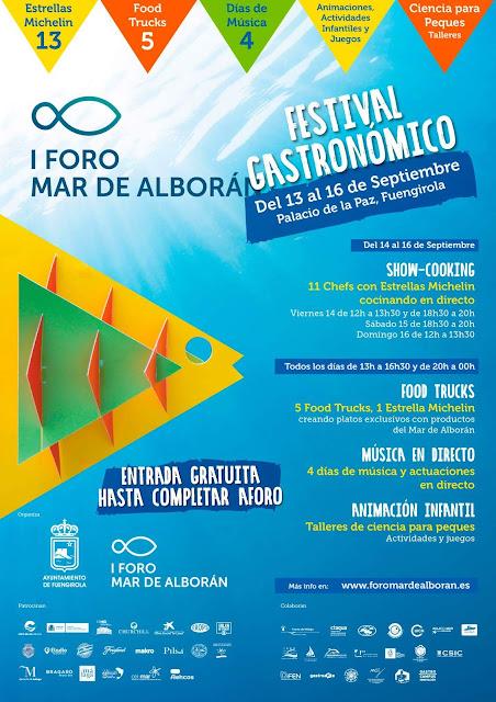 Festival Gastronómico Fuengirola 2018