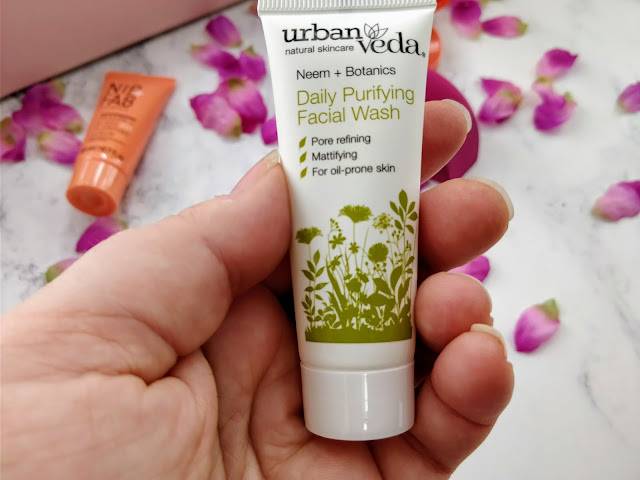 Urban Veda Daily Purifying Facial Wash