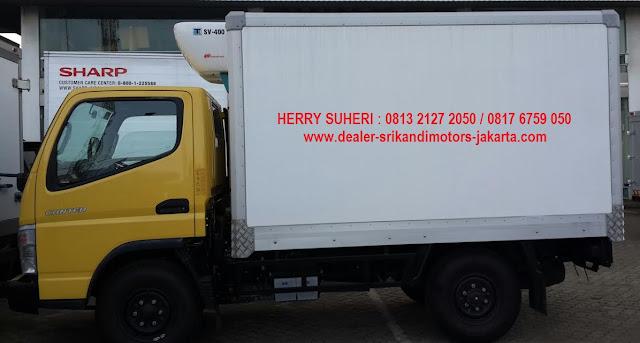 harga mitsubishi colt diesel box pendingin 2017