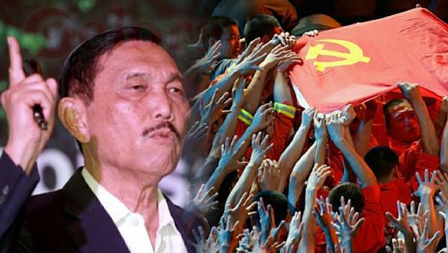 Kata Luhut, Ideologi Komunis China Berhasil Memberantas Kemiskinan & Mempersatukan Rakyat