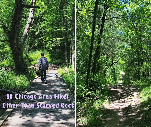 10 Places to Hike Near Chicago That Are Not Starved Rock