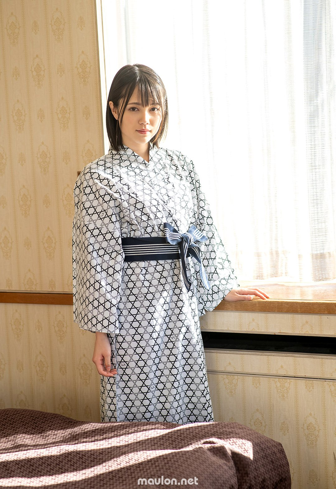 MauLon.Net - Ảnh sex idol dâm nữ Remu Suzumori