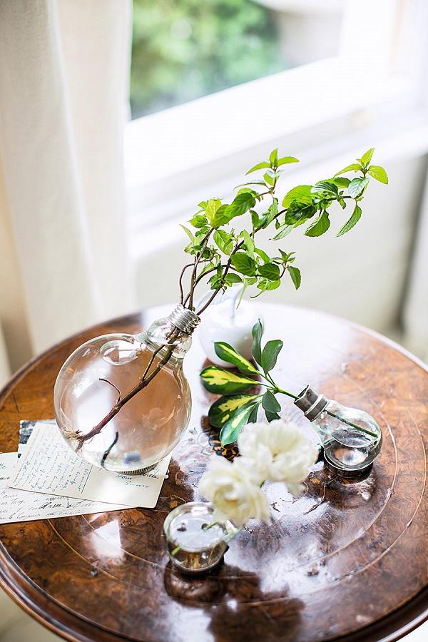 Express O Home Tweak Light Bulb Vases