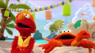 Sesame Street Elmo The Musical Beach the Musical