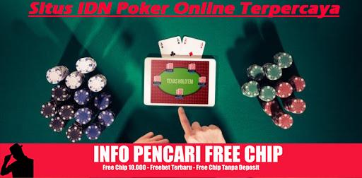 Situs IDN Poker Online Terpercaya 2020