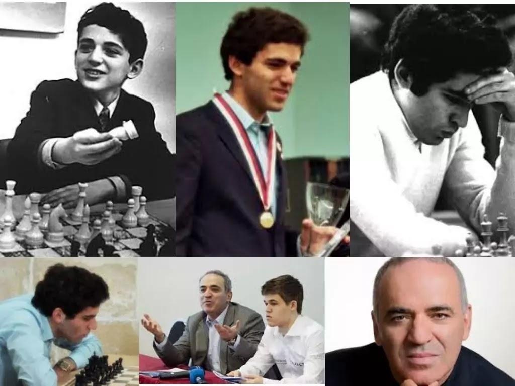 Garry Kasparov Net Worth