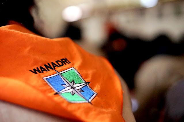 logo wanadri meimoodaema