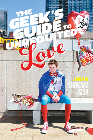 The Geek's Guide to Unrequited Love book cover