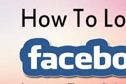 Facebook Com Log Out