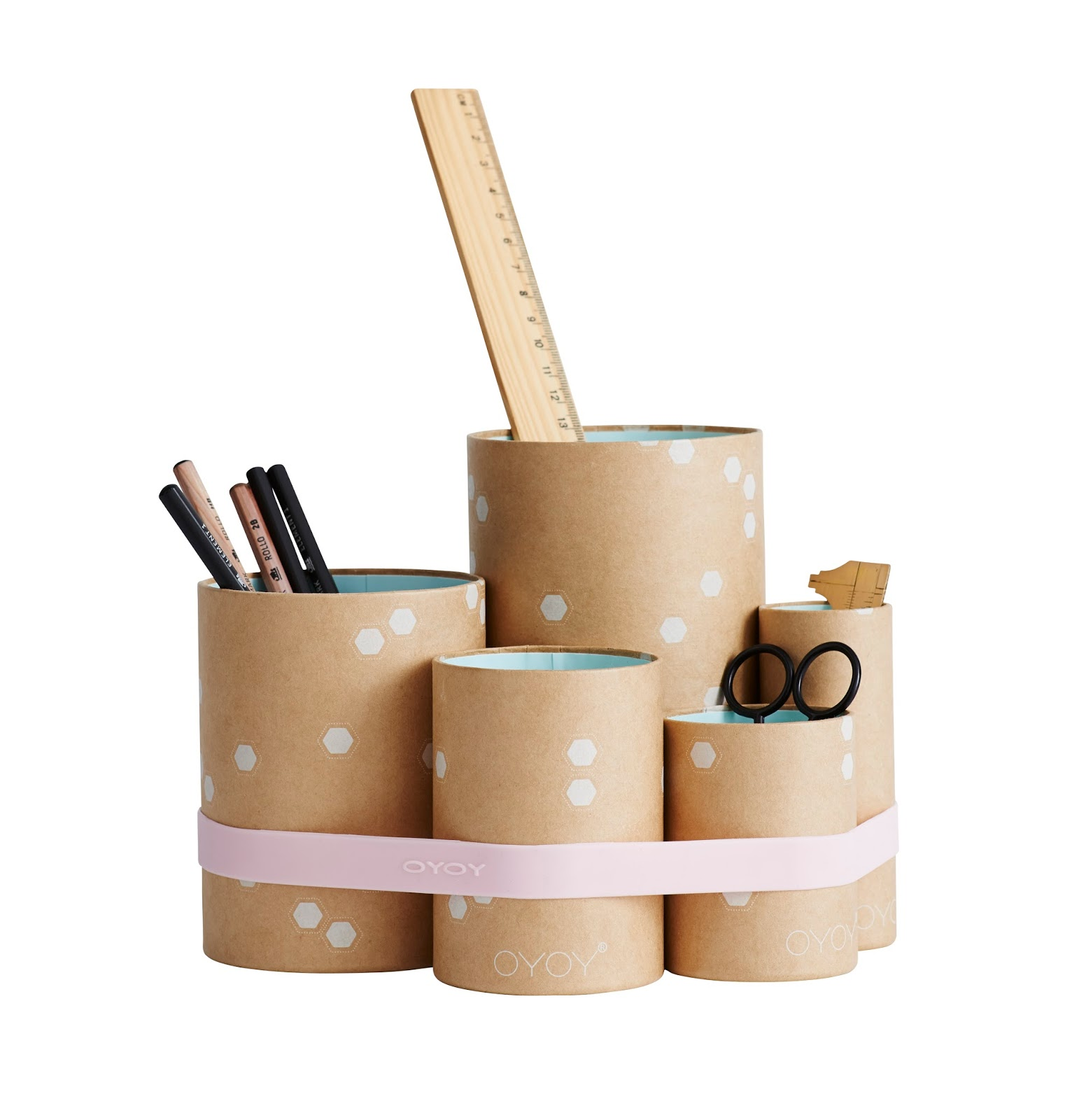 cardboard organiser