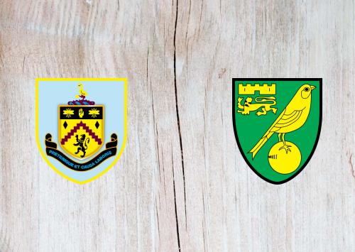 Burnley vs Norwich City -Highlights 25 January 2020