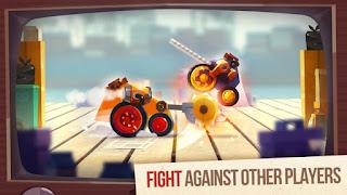 Crash Arena Turbo Stars Mod Apk