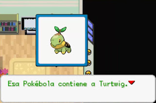 Pokemon Saiph en Español para GBA Iniciales Pokemon