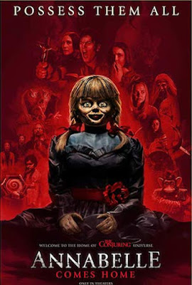 Annabelle Comes Home 2019 Dual Audio Hindi 720p WEB-HD 850MB