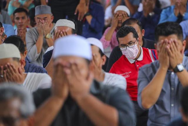 Ini Senarai Tempat Wajib Pakai Face Mask Yang Disenaraikan Oleh MKN
