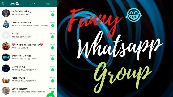 Funny Whatsapp Group Links 2020 - फनी व्हाट्सएप्प ग्रुप लिंक