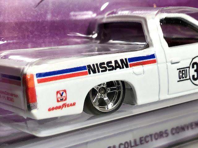 2020 34th Annual Hot Wheels Collectors Convention Los Angeles '93 Nissan D21 Hardbody Custom Pickup