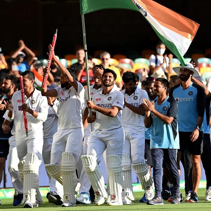 भारत ने जीती बार्डर-गावस्कर टेस्ट सीरीज।