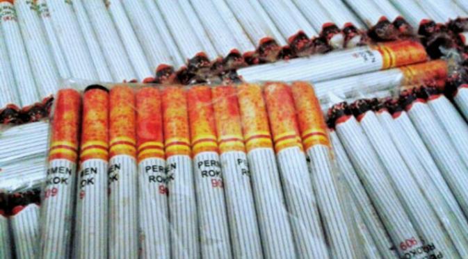 Permen rokok (liputan6.com)