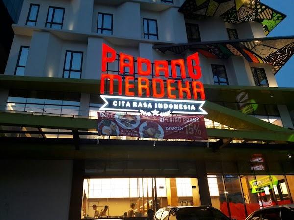 Direktur INFUS: Cuma Minang Yang Punya Rumah Makan Padang Merdeka, Masa Tidak Pancasilais…