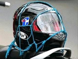 jual jaring helm motor ojek online keperluan ojek online surabaya