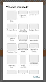 Cara Membuat Logo Hingga Youtube Thumbnail di HP Android