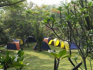 Paket Camping Murah di Villa Roso Mulyo Sentul Bogor