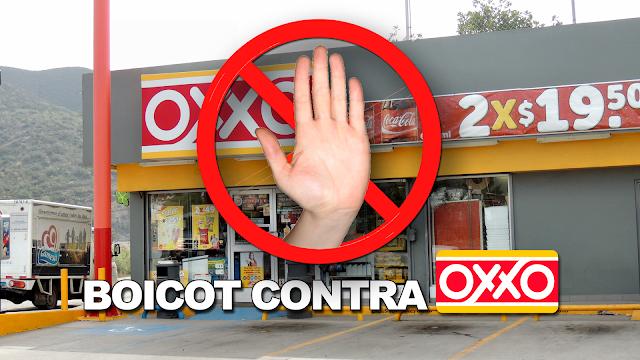"""Usuario llaman a dejar de consumir productos en """"Tiendas OXXO"""", ¿Te sumas?"""