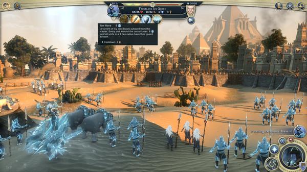 Age of Wonders III Eternal Lords Game Play