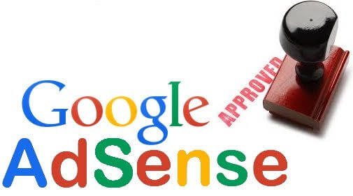 get approved in adsense