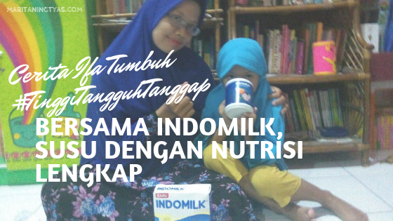 reviw susu bubuk indomilk optinutri