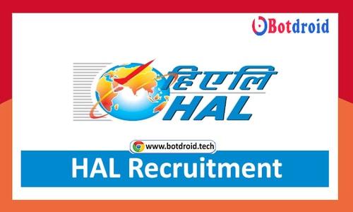 HAL Recruitment 2021 | Apply Online for HAL MT Recruitment Jobs