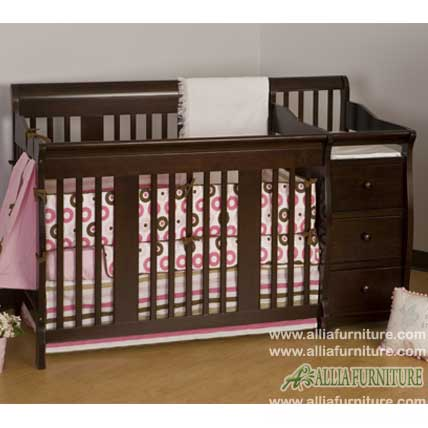 tempat tidur bayi box baby lion