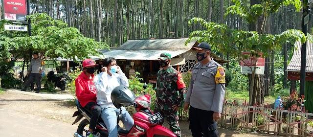 Area Wisata Kemit Forest Sidareja Di Razia Petugas Gabungan