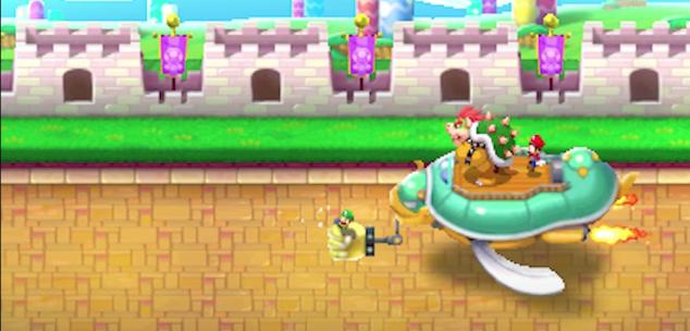 Se confirma el remake de Mario y Luigi: Superstar saga junto con una nueva historia Bowser's Minion