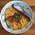 Chinese Egg Noodles With Shallot Oil