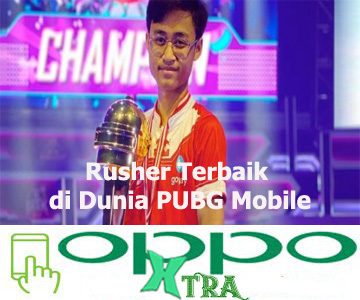 Rusher Terbaik di Dunia PUBG Mobile