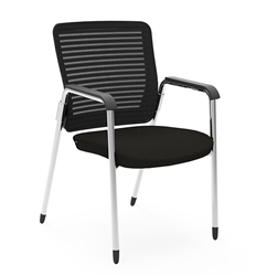 Eon mesh back guest chair