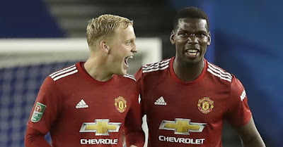 """""""Not Pogba"""", Juventus targeting a midfielder swap deal with Manchester United"""